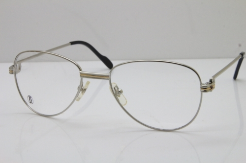 Cartier 1156479 Original Eyeglasses In Silver