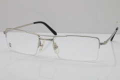 Cartier 4240647 Eyeglasses in Silver Hot